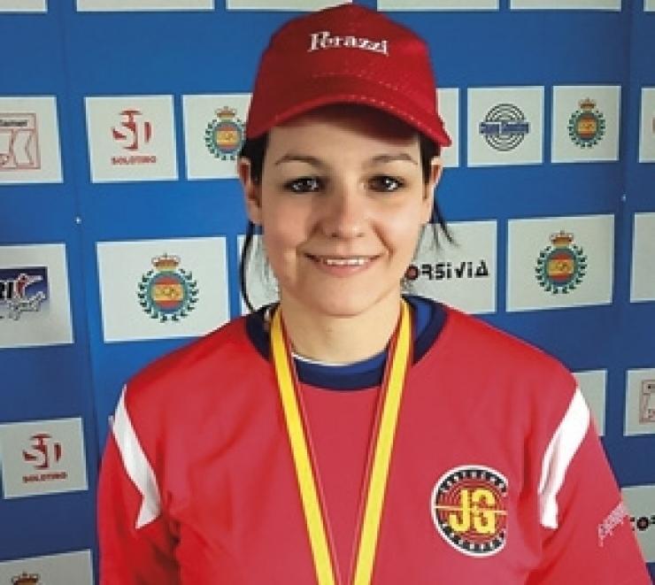 Copa del Rey F.O. Damas en Jarapalo