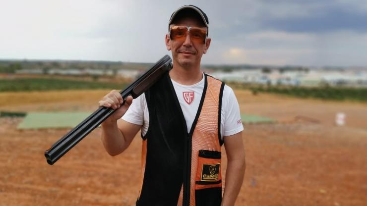 Tirada SOLO TIRO Previa Gran Master F.U. en Linares (Jaén)