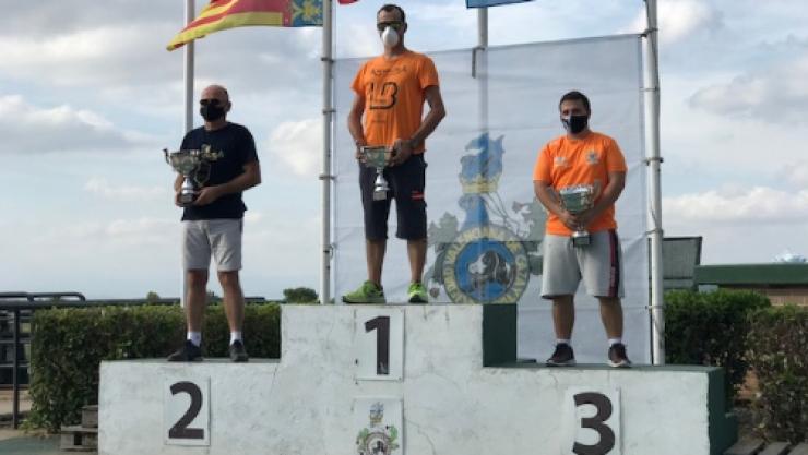 GPI 3ª Puntuable Ranking Autonómico Foso Olímpico en Cheste (Valencia)
