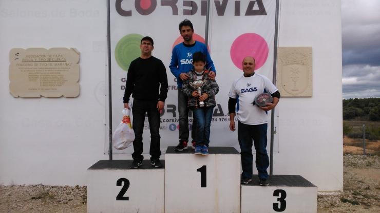 XI Tirada de Regularidad F.O. en Cuenca.