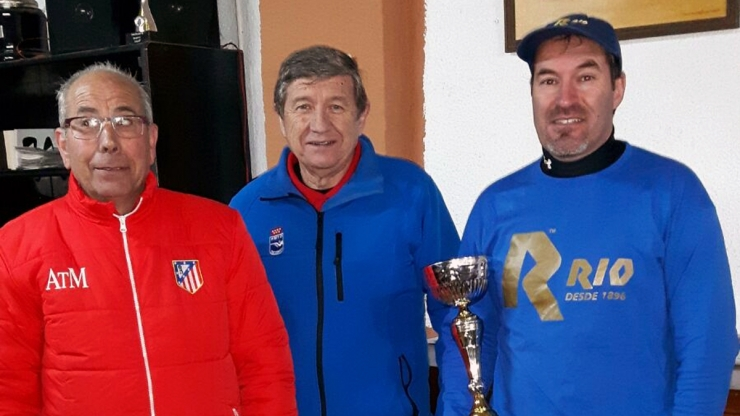 Copa Comunidad de Madrid Foso Universal  en Villarejo de Salvanés.