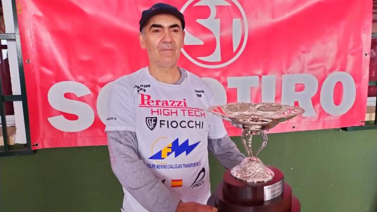 Copa La Bastida - SOLO TIRO F.O. en Toledo.