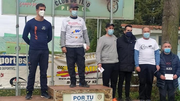Cuarta Tirada de la Liguilla de Invierno Club de Tiro Pinto F.O. en Pinto (Madrid)