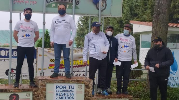 Tercera Tirada Liguilla de Invierno Club de Tiro Pinto F.O. en Pinto (Madrid)