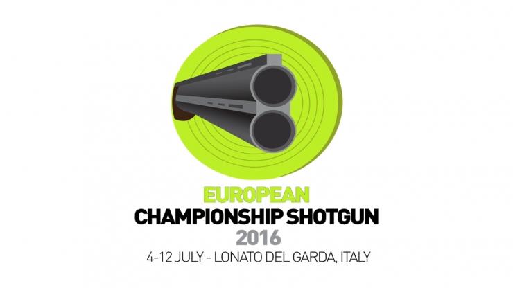 European Championship Shotgun en Lonato, Italia.