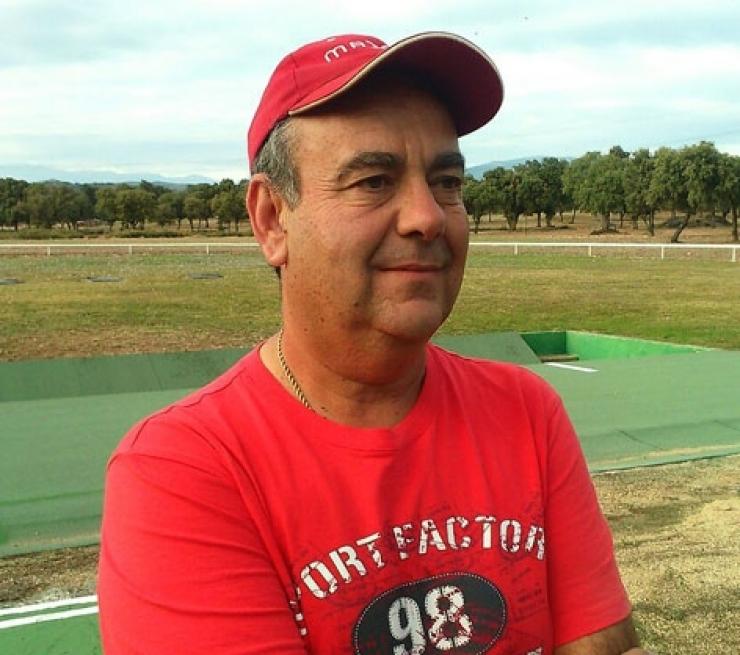 Tirada en Talavera Foso Olímpico 50 Platos