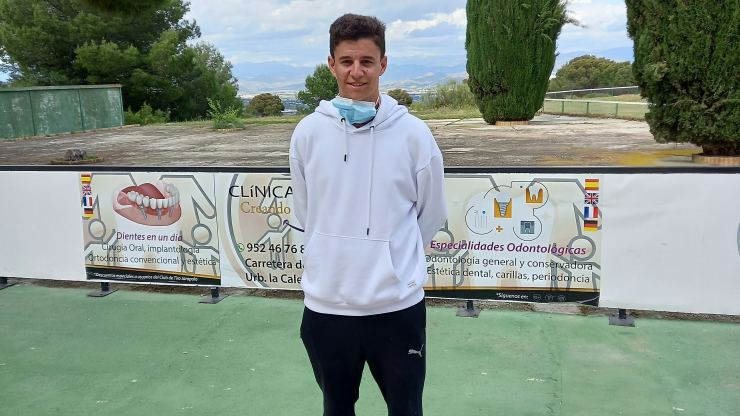 1ª Copa RFEDETO Foso Olímpico en Alhaurín de la Torre (Málaga)