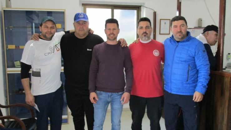 1ª Tirada Formación de Equipos F.O. en Alhaurín de la Torre (Málaga)