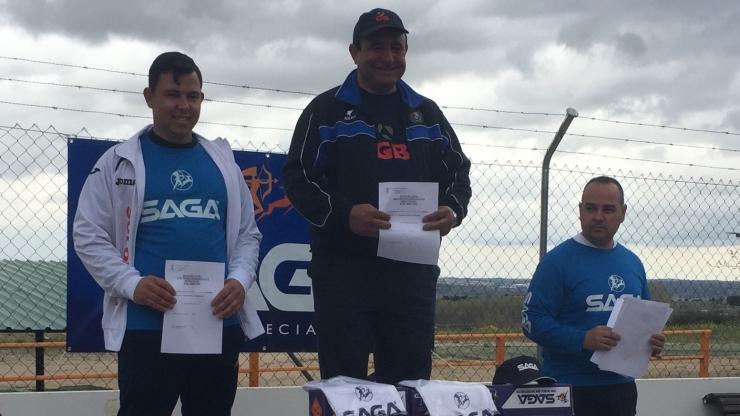 XXXV Gran Trofeo XIX Memorial Gonzalo Payo F.U. en Toledo