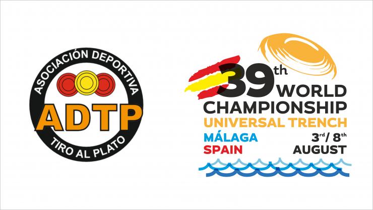 Equipo Español ADTP para el Campeonato del Mundo de Foso Universal en Málaga.