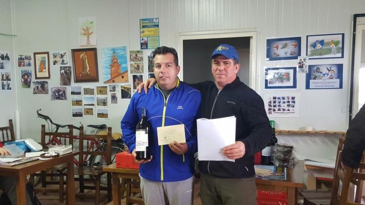 Tirada Foso Universal en Matapozuelos (Valladolid)
