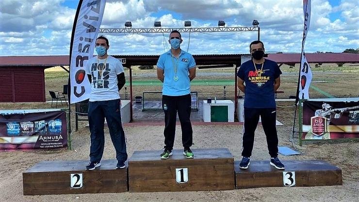 Campeonato España Doble Trap en Mérida (Badajoz)