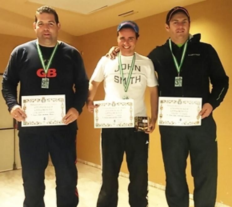 Campeonato Andalucía Categorías Foso Olímpico