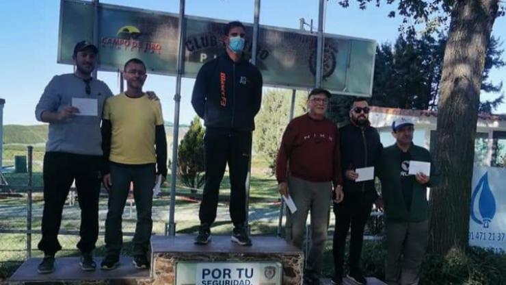 1° Tirada Liga de Invierno en Pinto (Madrid)