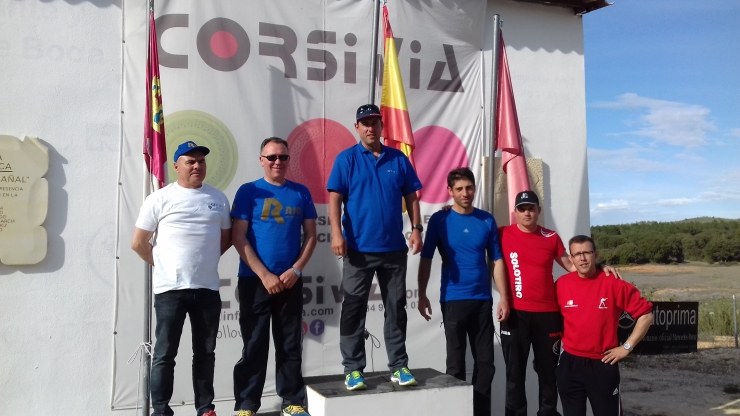 1ª Puntuable Campeonato Provincial F.U. en Cuenca.