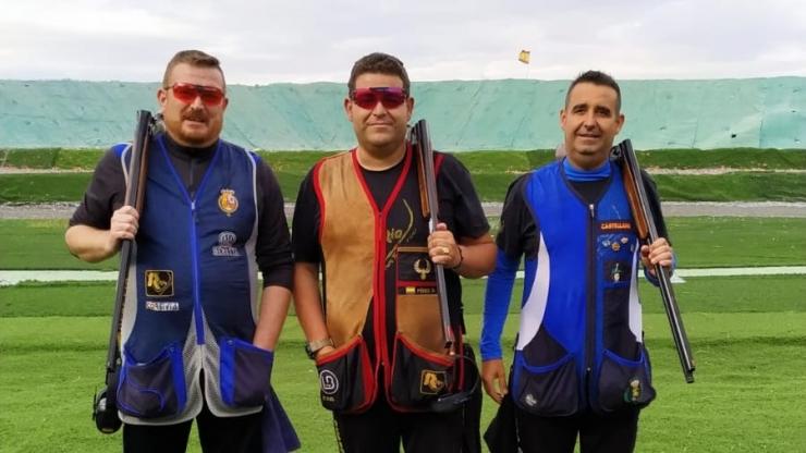 III Tirada Club de Tiro Alabarda F.O. en Pinto (Madrid)