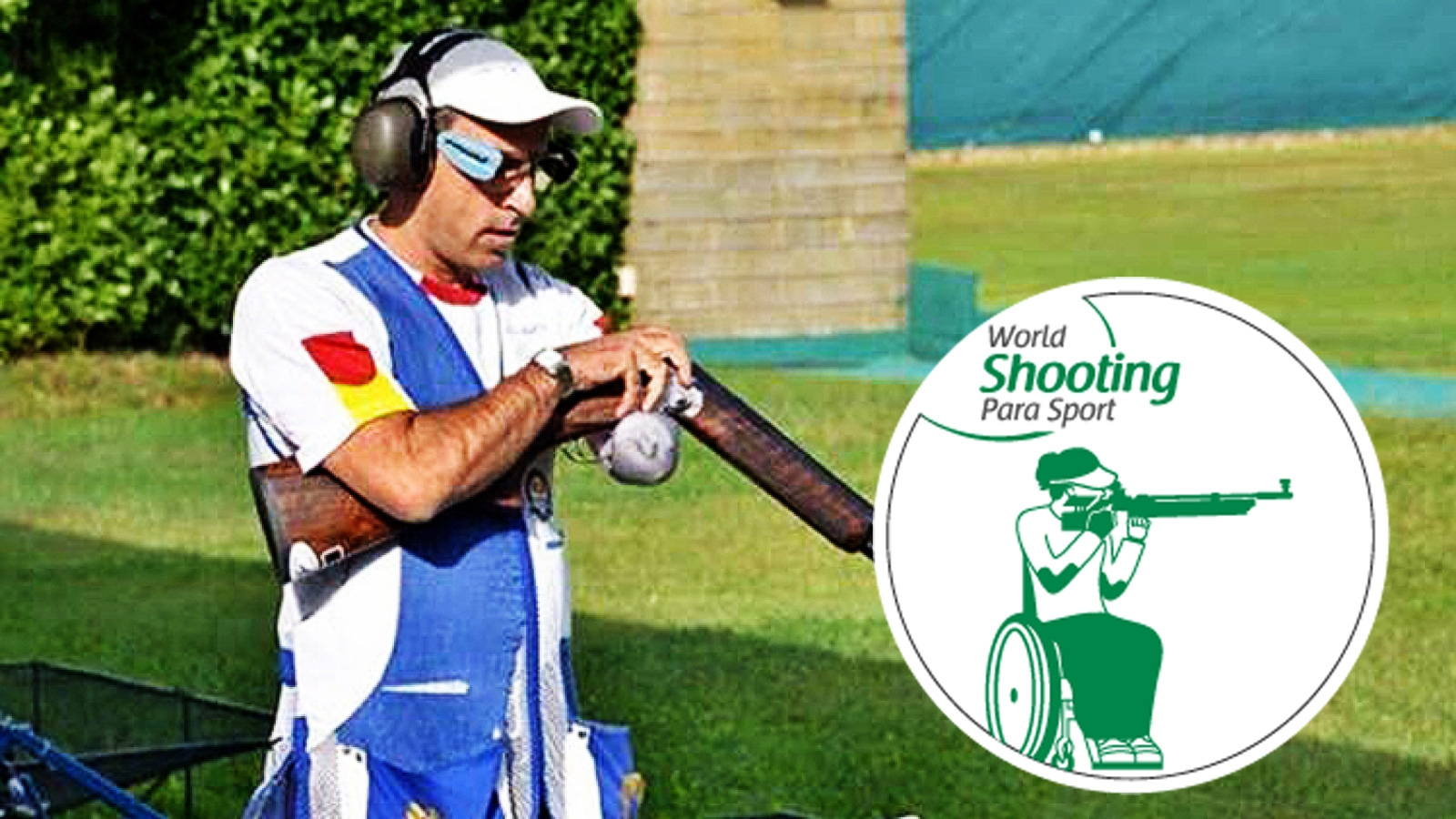 World Shooting Para Sport World Cup.