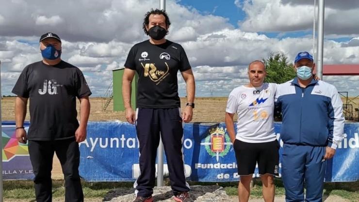 2ª Fase Copa RFEDETO F.O. en Valladolid.