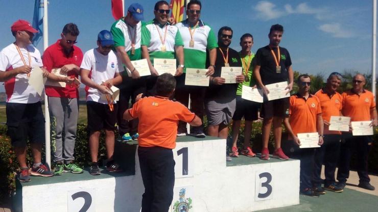 Eliminatorias Equipos Autonómicos F.O. en Cheste (Valencia)