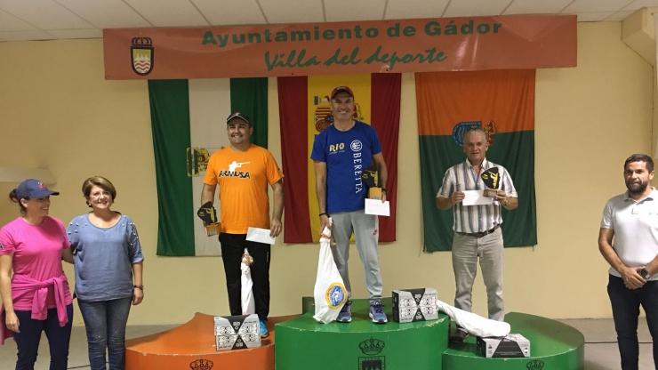 Campeonato de Tiro al Plato F.O. en Gádor (Almería)