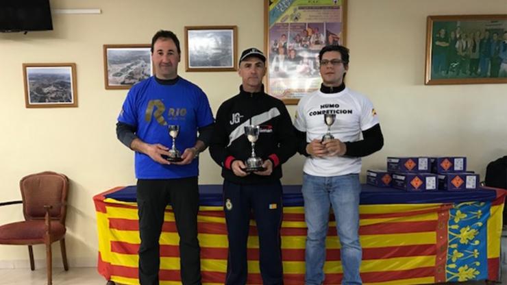Trofeo Master de Fallas 2018 FO en Cheste (Valencia)