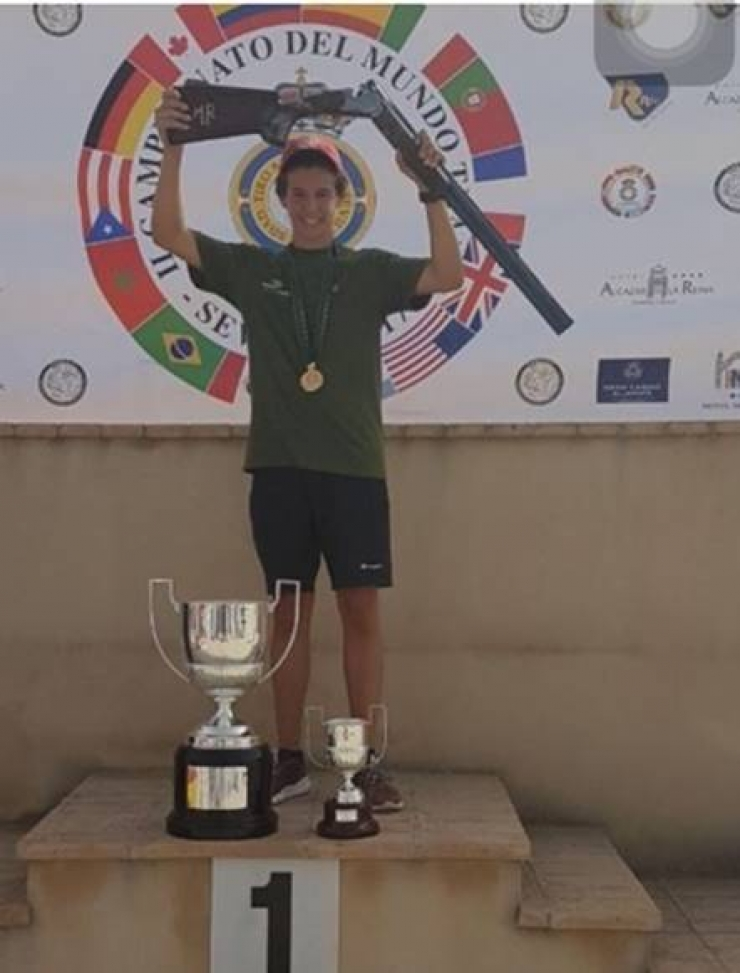 II Campeonato del Mundo Trap 5 en Carmona (Sevilla)