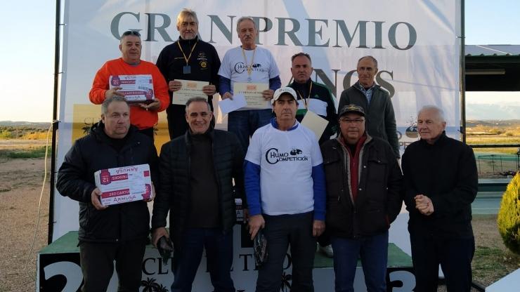 II Gran Premio Veteranos 2019 en Azután (Toledo)