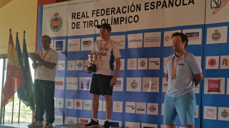 Campeonato España Absoluto y Categorías Skeet en Las Gabias (Granada)