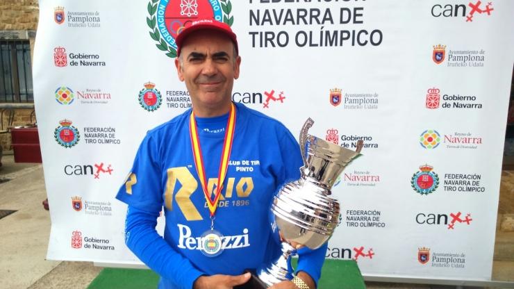 Campeonato España Absoluto y Categorías Trap 3 en Pamplona (Navarra)