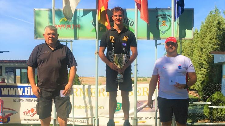 Trofeo Federación Foso Olímpico en Pinto (Madrid)
