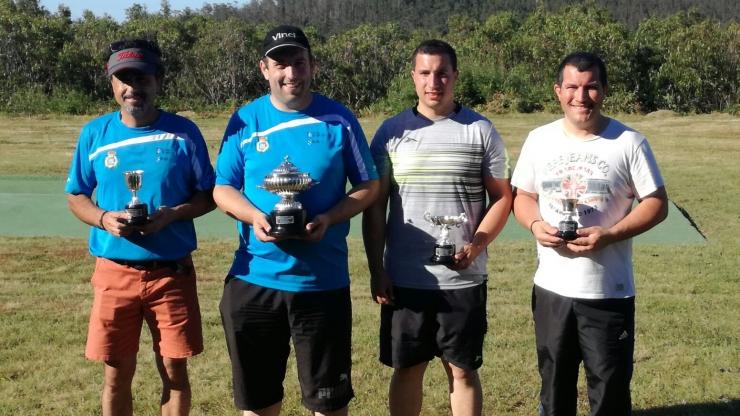 Copa Galicia 2016 Foso Olímpico en Viveiro (Lugo)