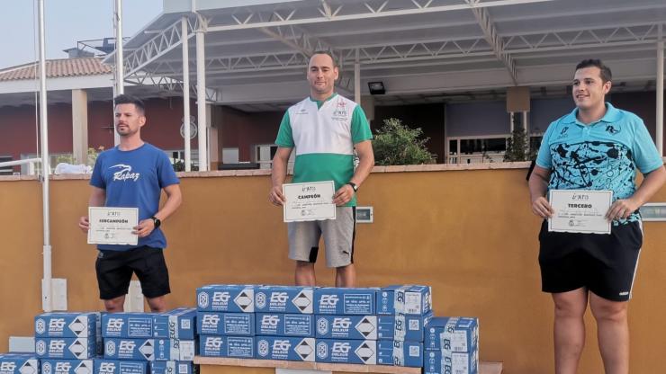 Campeonato Andalucía Equipos Provinciales Foso Universal en Carmona (Sevilla)