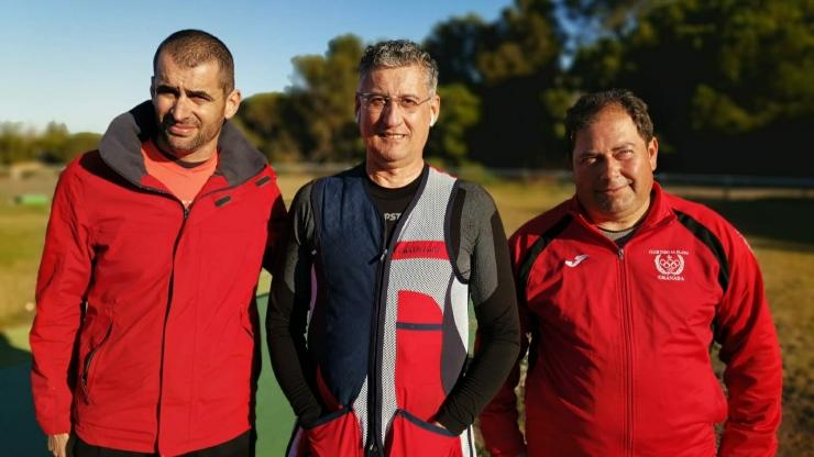 1ª Tirada Formación de Equipos de Málaga F.U. en Alhaurín de la Torre (Málaga)