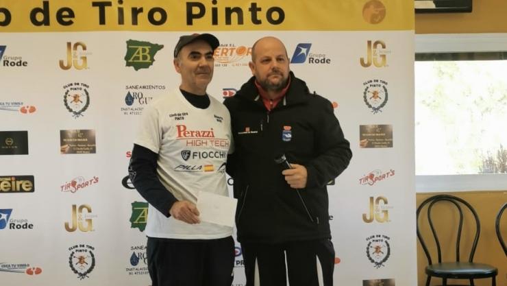 2ª Tirada Foso Olímpico en Pinto (Madrid).