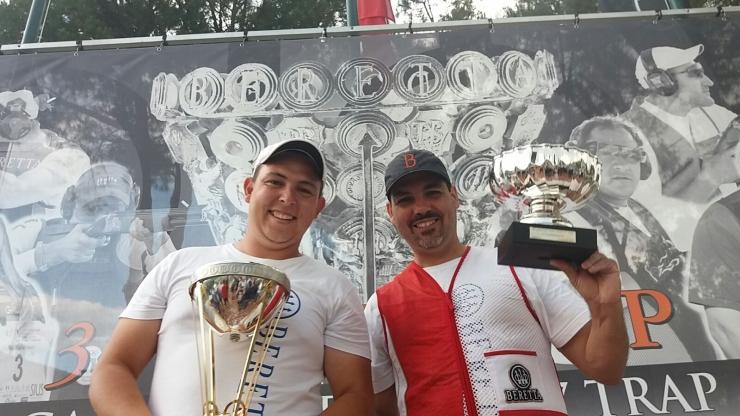 Gold Cup Beretta 2017 en Lonato (Italia)