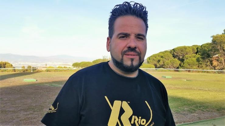 Gran Premio Armería Prieto Foso Olímpico en Alhaurín de la Torre (Málaga)