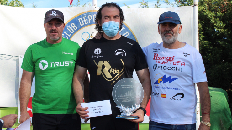 I Trofeo SOLO TIRO – Ciudad de Ávila Foso Universal.