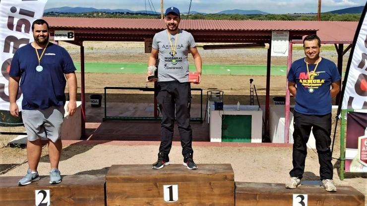 Campeonato de España Minifoso en Mérida (Badajoz)