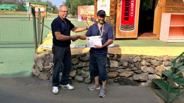 Campeonato Insular de MiniFoso en en Telde, Gran Canarias.