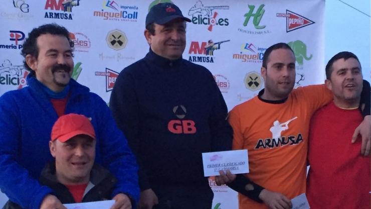 VI Gran Trofeo Armusa F.O. en Ventosa del Río Almar (Salamanca)