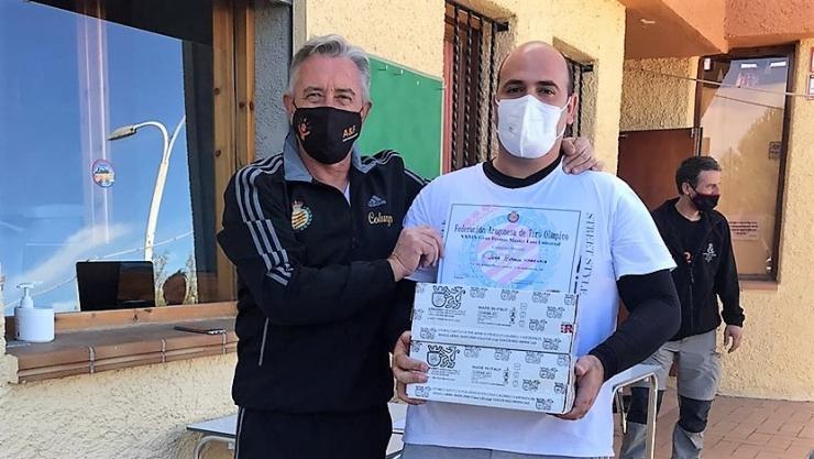 XXXIX Gran Premio Máster Foso Universal en Monzón (Huesca)