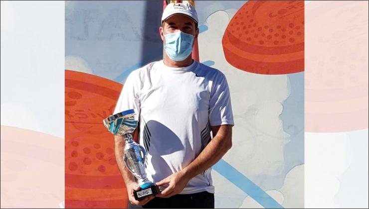 Trofeo San Julian Foso Olímpico en Cuenca.