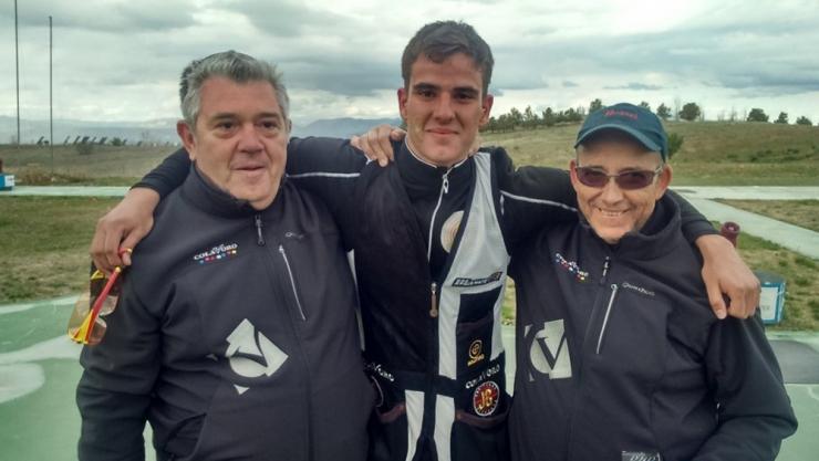 Copa de España Foso Olímpico 2016 en Las Gabias, Granada.