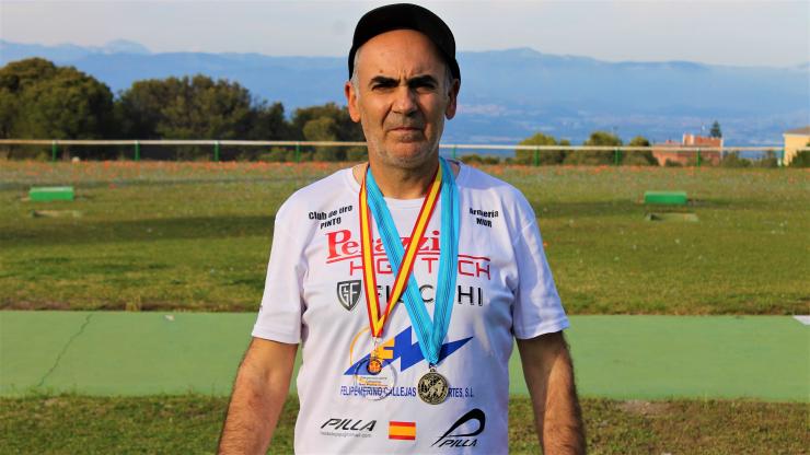 Campeonato ADTP Categorías – Gran Premio Blaser – Gran Prix Fitasc F.U. en Alhaurín de la Torre (Málaga)