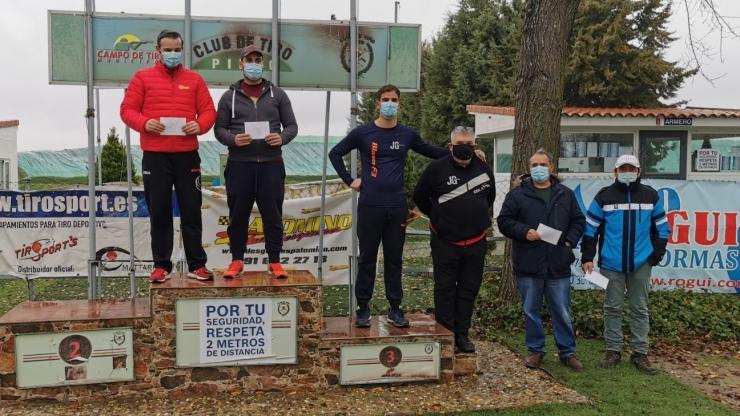 5ª Tirada Liguilla de Invierno F.O. en Pinto (Madrid)