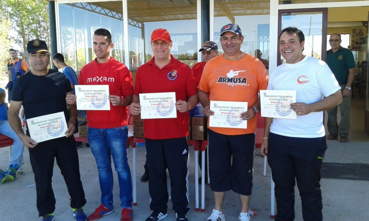 Campeonato de Castilla y León Minifoso en Salamanca