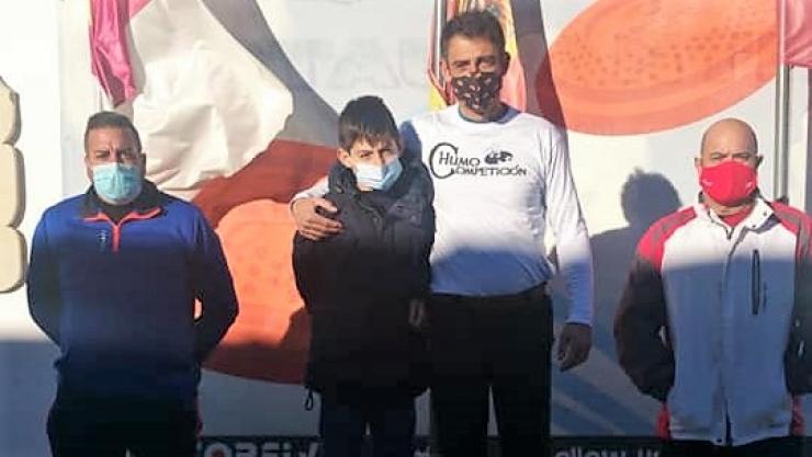 Tirada de Navidad el Marañal F.U. en Cuenca