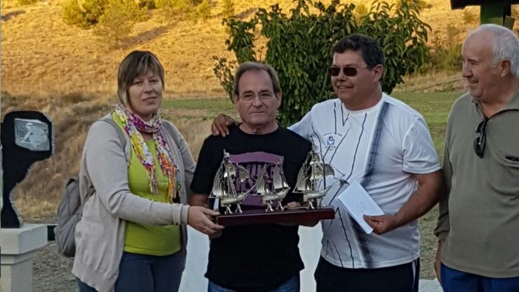 34º Trofeo Villa de Utrillas F.U. en Teruel.