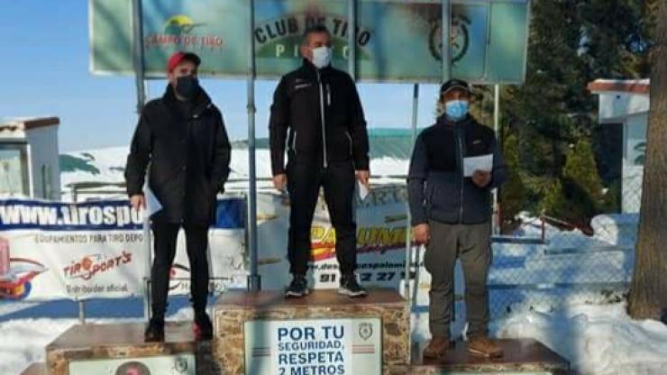 Gran Tirada Foso Olímpico en Pinto (Madrid)