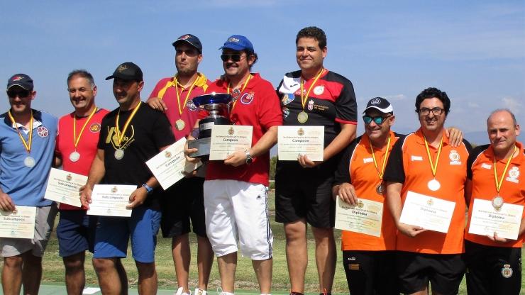 Campeonato de España por Equipos Autonómicos F.O. en Alhaurín de la Torre (Málaga)